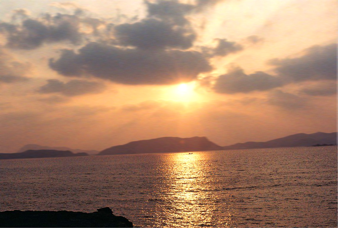 Sunset Tokashiki